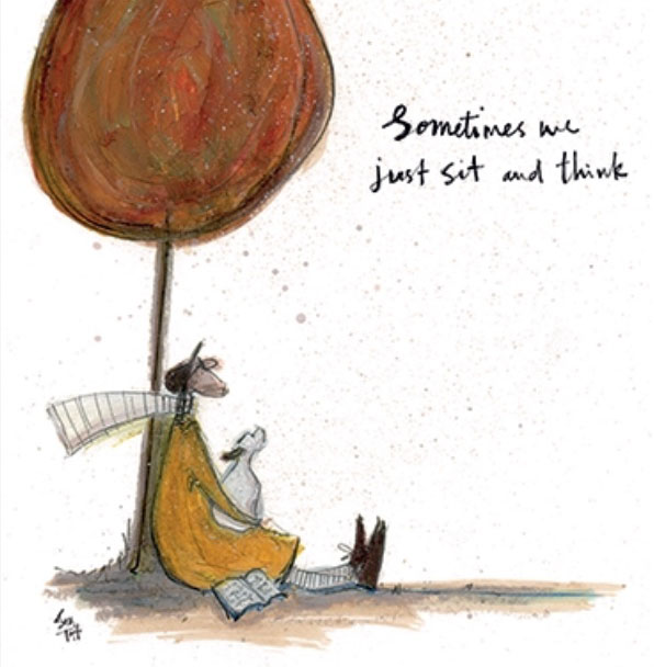 Sam Toft - Sometimes we Just Sit and Think